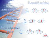 Level Ladder Questions - Mini Plenary