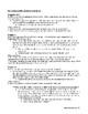 Level M Chapter Book Comprehension Question Bundle