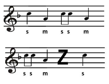 Level 1 Sight Singing Cards