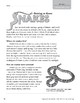 Level P: Getting to Know Snakes (Reading Informational Text)