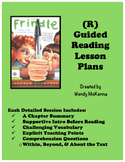 Level R Guided Reading Lesson Plans: Frindle