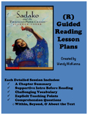 Level R Guided Reading Lesson Plans: Sadako and the Thousand Paper Cranes