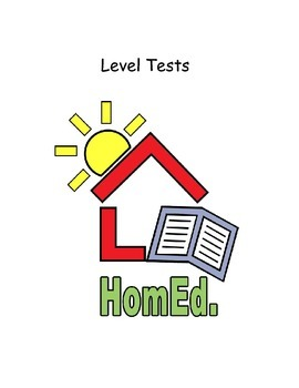 Level Tests for Levels 1 - 3