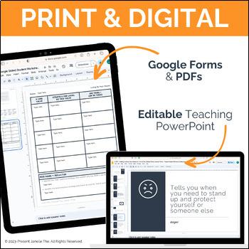 (Level Three) Middle School Health Curriculum - Skills-Based Health Education