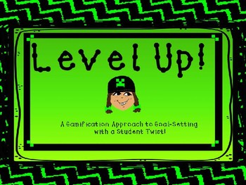 Level Up! A Gamification Approach to Goal Setting Management