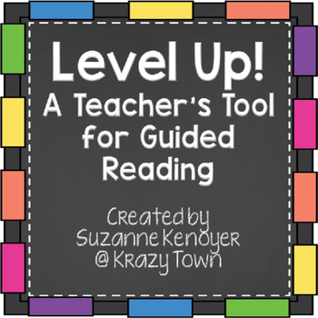 Level Up! A Tool for Guided Reading