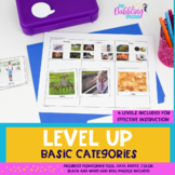 Level Up Basic Categories