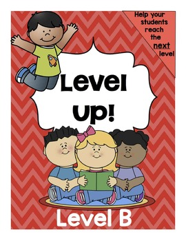 Level Up! Guided Reading for Level B (mclass,TRC aligned)