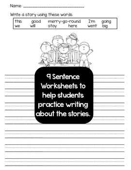 Level Up! Guided Reading for Level D (mclass,TRC aligned)