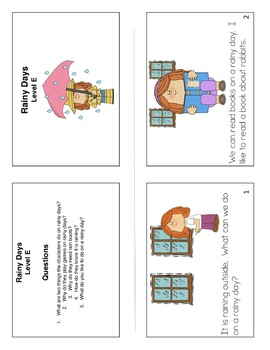 Level Up! Guided Reading for Level E (mclass,TRC aligned)