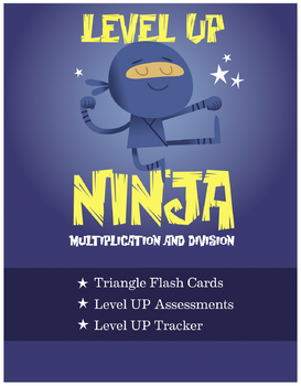 Level Up Ninja Multiplication and Division