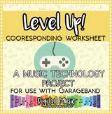 Level Up! Worksheet