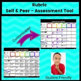 Level Up your _____ !  Self and Peer Assessment Tool and Rubric