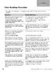 Level V: The New Vestments (Reading Literary Text)