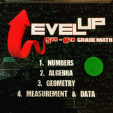 Level up Math Sample