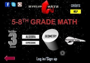 Level up Math Full Program