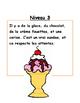 Levelled Assessment. Visual for Students. En francais!