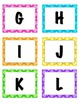 Leveled Book Bin Labels