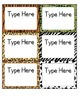 Leveled Book Bin Labels Lexile / Fountas & Pinnell - Editable