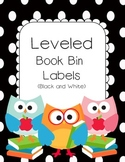 Leveled Book Bin Labels for AR (Accelerated Reader) books