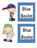 Leveled Book Labels