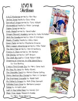 FREE Leveled Book Lists for Boys {A Resource for Teachers, Parents, & Students}