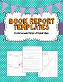 Book Report Templates
