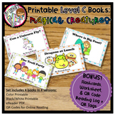 Leveled Books for Kindergarten Reading- Magical Creatures