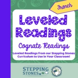 Leveled Cognate Readings - French
