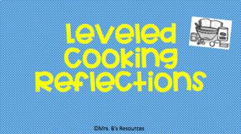Leveled Cooking Reflection