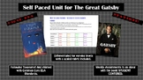 Leveled & Differentiated Great Gatsby Unity with Stations
