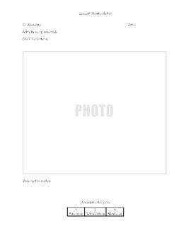 Leveled Documentation Sheets