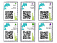 Leveled Dolphin QR Codes - Videos and Websites