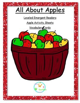 Leveled Emergent Readers on Apples