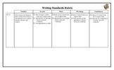 Leveled Learning Target W 8.9