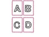 Leveled Library Book Basket Labels