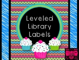 Leveled Library: Cupcake Madness