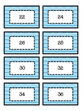 Leveled Library Labels: DRA Levels Blue Waves