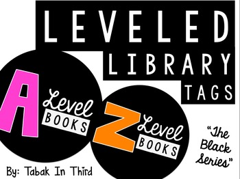 Leveled Library Tags