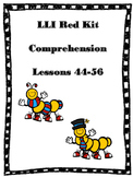 Leveled Literacy Intervention Comprehension Lessons 44-56