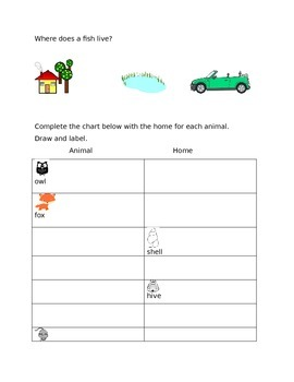 Leveled Literacy Intervention-Green Level C & 10 comprehension pgs