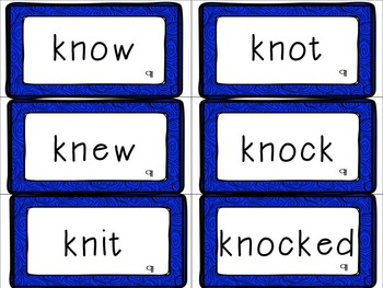 Leveled Literacy Intervention (LLI): Blue Level L: Anchor Charts and Word Cards