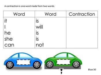 Leveled Literacy Intervention (LLI) Blue System Phonics/Word Work