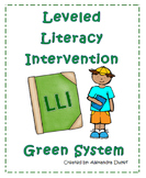 Leveled Literacy Intervention (LLI) Green (1st Grade) Comprehension Questions
