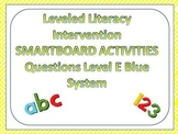 Leveled Literacy Intervention LLI Smartboard Activities Blue Level E 1st Edition