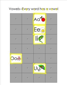 Leveled Literacy Intervention LLI Smartboard Activities Green Level D