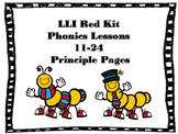 Leveled Literacy Intervention Phonics Lessons 11-24