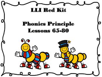 Leveled Literacy Intervention Phonics Lessons 65-80
