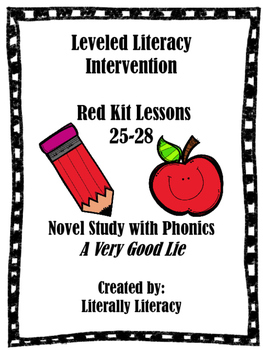 Leveled Literacy Intervention Phonics and Comprehension Lessons 25-28 (Novel)