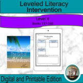 Leveled Literacy Intervention Purple (V) Graphic Organizer
